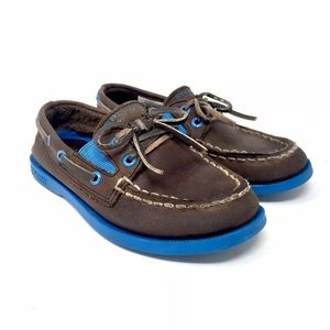 Sperry Top-Sider Boat Shoes Toddler 10